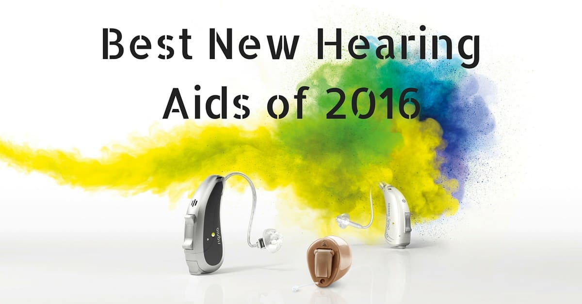 Best Hearing Aids of 2016 | Lifestyle Hearing Solutions