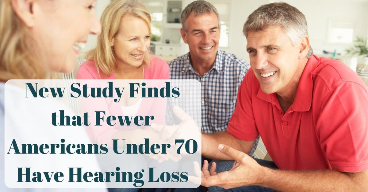 Lifestyle New Study Finds That Fewer Americans Under 70