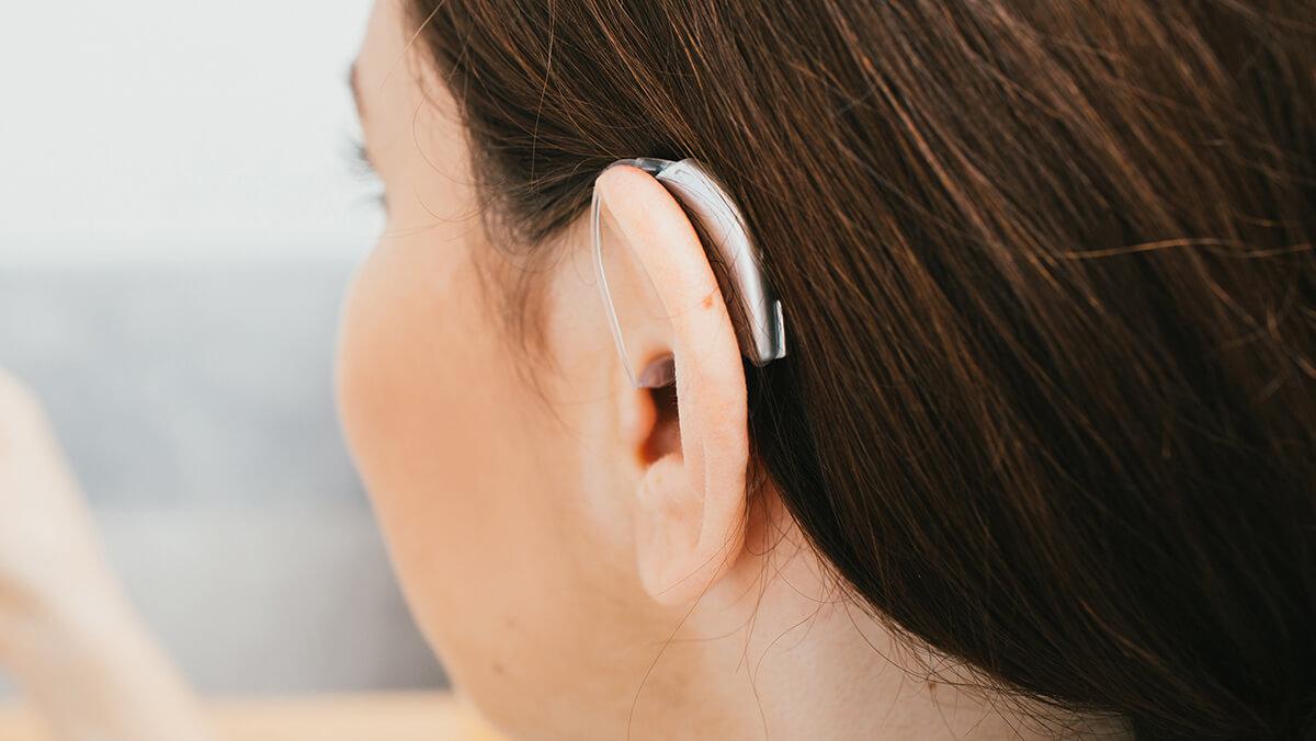 Bte-Hearing-Aid