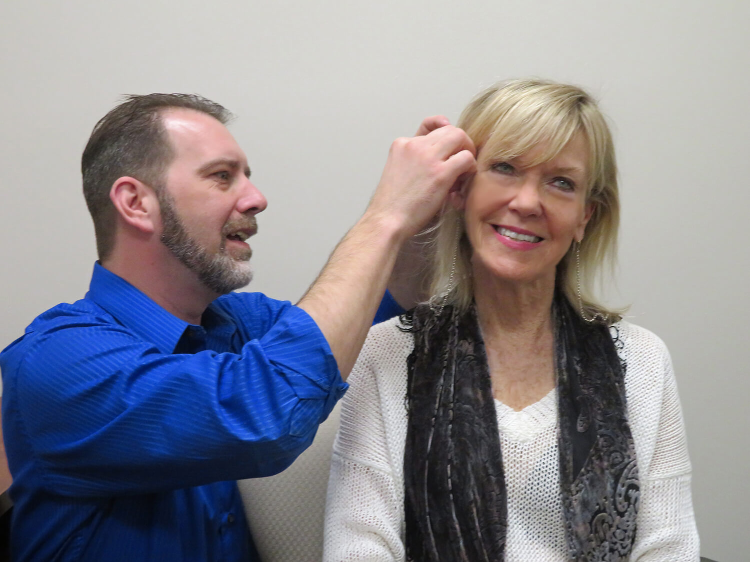Free Hearing Test Consultation
